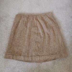 Ralph by Ralph Lauren Vintage Tan Skirt